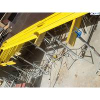 China Adjustable Scaffolding Steel Prop , Building Support Props Q345 Steel Pipe on sale