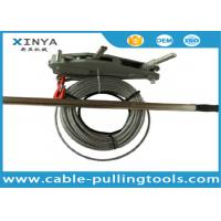 0.8T Tirfor Cable Puller , Manual Lever Winch With 20M Wire Rope