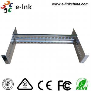 China 19 Rack Mount DIN Rail Bracket Media Converter & Ethernet Switch USE on sale
