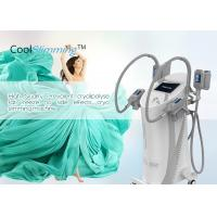 Cryotherapy Fat Freezing Machine With Ergonomic Hand Pieces User Friendly