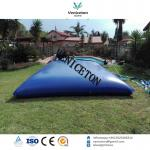 Portable reusable pillow shape PVC flexible water Storage tank for agriculture High-frequency heat sealing storage tank