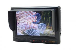 China Full HD Field Monitor / Lilliput 7 inch 2200mA Battery LCD Monitor on sale