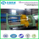 HQY92 3150kN/315T Horizontal Wheel Axle Press Machine, Single cylinder Wheelset Press, Railway shop equipment
