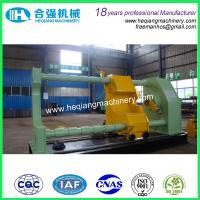 HQY92 3150kN/315T Horizontal Wheel Axle Press Machine, Single cylinder Wheelset Press, Railway shop equipment