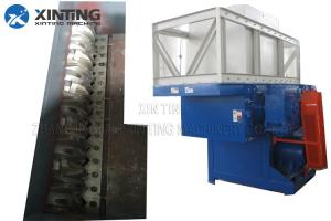 China Hard plastic cutting machine strongest crusher for plastic lump plastic bulk crush on sale