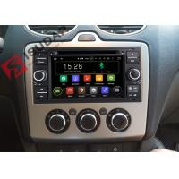China Black Panel Ford Transit Dvd Player , Ford Fusion Dvd Player With Screen Mirroring Function on sale