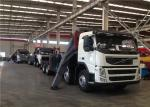 2 Persons Heavy Duty Road Wrecker Truck With D13 Fuel VOLVO FM440 104RB