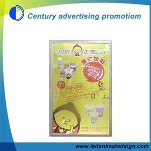 China Advertising light box frame on sale