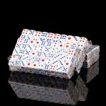 China 2 Players Casino Magic Dice Cheating Device / Radio Wave Dice Predictor wholesale
