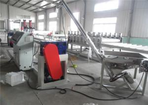 China Recycled PET Bottle Recycling Plastic Granules Machine , Granulating Making Machine on sale
