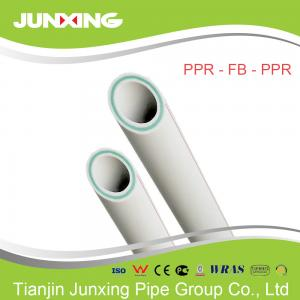 China 75mm ppr fiber glass tube for cooling system in solar energy system on sale