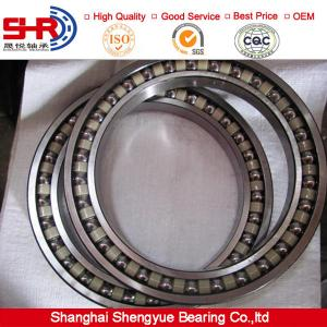 China Excavator bearing (angular contact ball bearing ) xcmg excavator bearing BA230-2 on sale