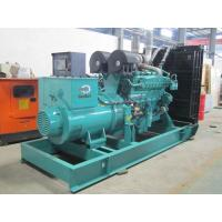 50Hz / 60Hz Electronic 3 Phase Diesel Engine Power Generator Universal Design