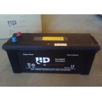China Rechargeable N120 Sealed Car Battery for electric vehicle , auto on sale