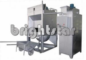 China Aluminum dross recovery machine on sale