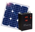 10W dirigem o sistema das energias solares