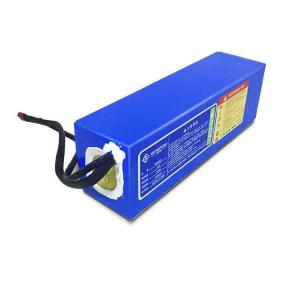 China Electric Bike 12Ah 48V Rechargeable Lithium Battery Packs on sale