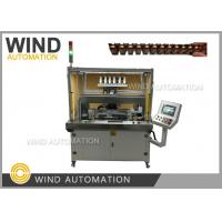 8KW BLDC Coil Winding Machine 600RPM Straight Lamination 3 Phase Small Slot Size
