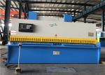 Streamlined Guillotine Hydraulic Shearing Machine