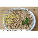 Adubo alto 15-5-25 do potássio do ácido aminado