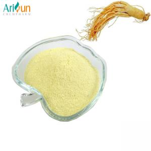 China Food Grade Pure Ginsenoside Powder  80% F2 HPLC 100kg Extracted With Ethanol Root Or Leaf on sale