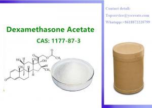 China Pharmaceutical Raw Materials Dexamethasone Glucocorticoid Steroid Dexamethasone As Corticosteroid on sale