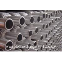 China Aluminum Muff  Tubes (1100 / 1060 / 6063 ) , Extruded MONO METAL Air Condition Fin Pipe on sale