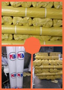 China 38*32 density 10s yarn count Resin Finish for Cap use on sale