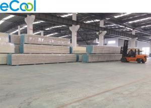 Quality Aluminum Sheet PU Cold Storage Panels EP003 For Food Storage Warehouse for sale ... & Aluminum Sheet PU Cold Storage Panels EP003 For Food Storage ...