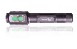 China outdoor working rechargeable tactical led flashlight , cree led torch with aluminum alloy on sale