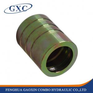 China 00401 Advanced Quality Control Equipment Forged Hydraulic Ferrule Fittings on sale
