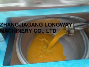 China Mango denucleate juice machine, mango juicer on sale