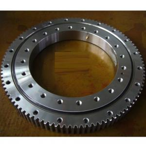 China Low Noise Slewing Ring Bearing Anti Friction YRT180 For Rotary Grinding Machine on sale