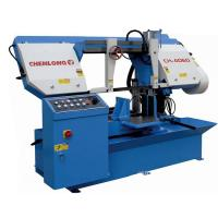 China CH-4060 Hydraulic 0.75KW Motor Output Horizontal Bandsaw on sale