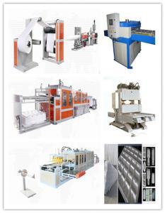 China foam bento box making machine on sale