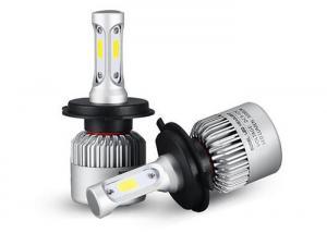 China Bright LED Headlight Bulbs 36W 4000LM H11 H7 H11 9005 9007 6500K S2 COB Led  Kit on sale