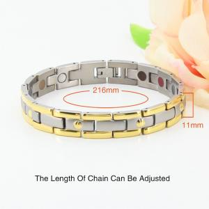 China Full Magnets Balance Power Tungsten Bracelet for Body Health,Energy element bracelet on sale