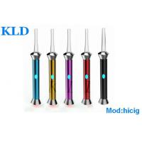 Mini Ehookah Hicig Lava Tube E-Cig 1500 Puffs With 2-3 Hours Charge Time