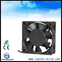 China Square 60mm Computer Case Cooling Fans For LED Digital Signage And Industrial on sale