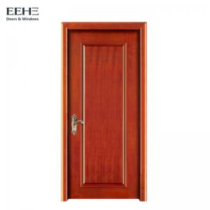 China Customized Veneer Hollow Core Timber Door For High Grade Office Building on sale