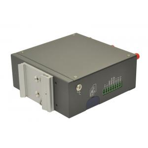 China Ruggedized LTE / WCDMA / UMTS DIN Rail Router for Bus WiFi / POS machine on sale