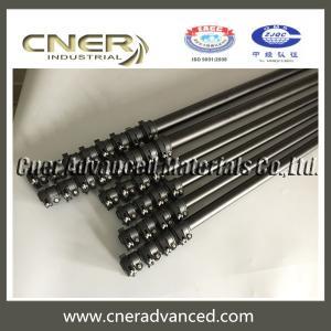 China fiberglass / carbon fiber Telescopic Poles of Carbon / Glass Fiber on sale