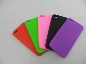 China China Phone & PC Accessories/Custom Colourful Mobile Phone Silicone Cover for iPhone 5s on sale