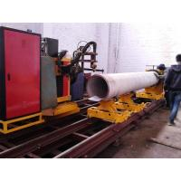 China Heavy Duty Professional CNC Pipe Cutting Machine V≤5000mm/ Min Speed on sale