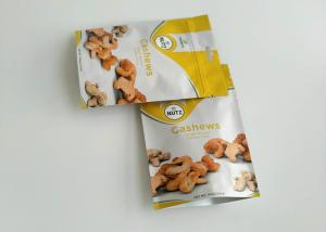 China Gravure Printing Vacuum Seal Food Bags Laminated Foil Chocolate Bar Application on sale