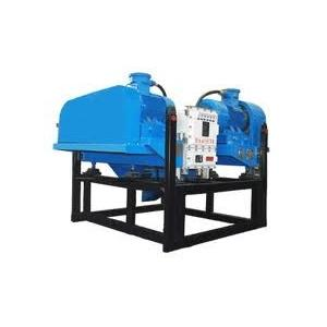 China Large capacity Solid, Liquid Separation Machine Drilling Fluid Mud Decanter Centrifuge on sale