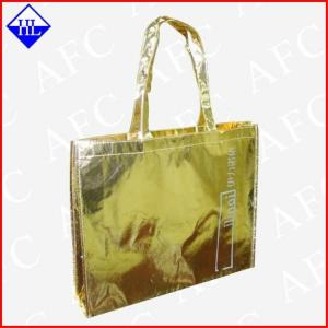 China TNT Recycled PP Non Woven Fabric Bags , Personalized Non Woven Tote Bags on sale
