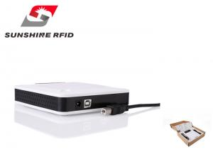 China Low Power Consumption Passive RFID Reader USB With Short Read Distance on sale