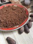 FIRST 10-14% Brown Alkalized Cocoa Powder HALAL Characteristic Cocoa Flavour
