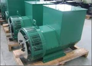 China Green Stamford Type Dynamo Magnetic Generator 3 Phase 15kw / 18kw on sale